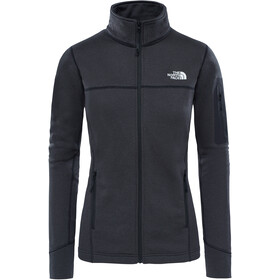 The North Face Kyoshi Full Zip Fleece Jacket Dam tnf black heather